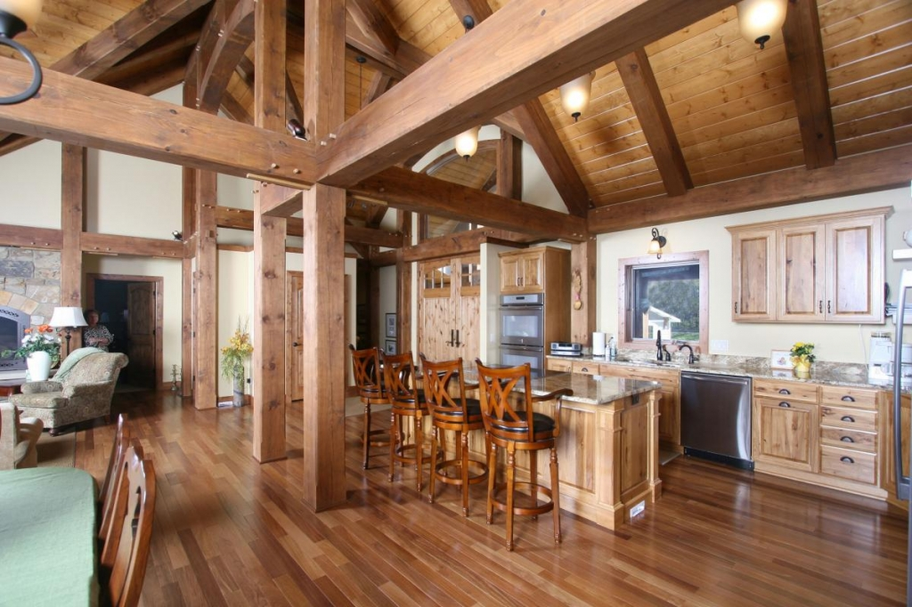 About Us Blue Ox Timber Frames