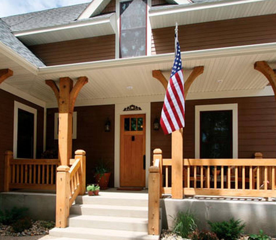 West Virginia Timber Frame Homes Blue Ox Timber Frames