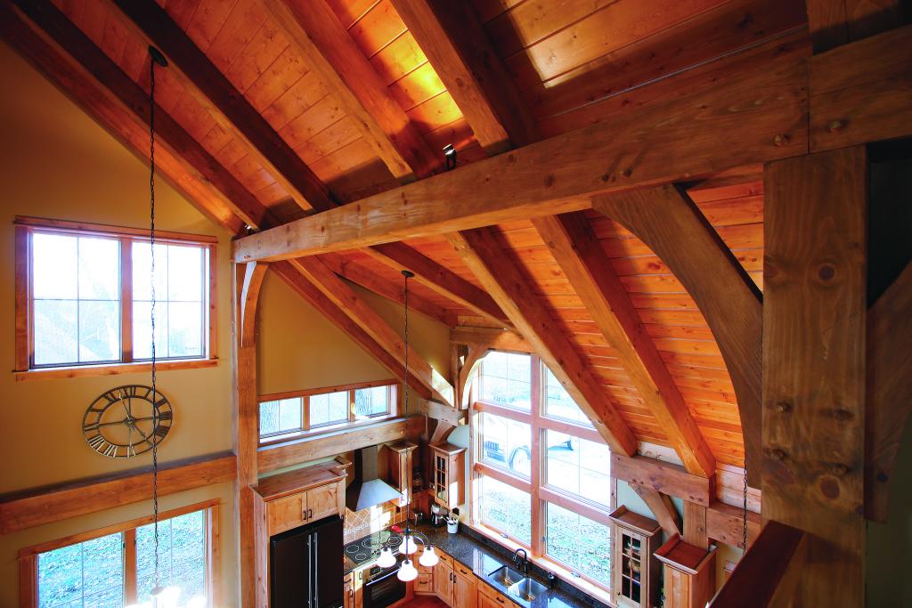 Timber-frame-home-delaware